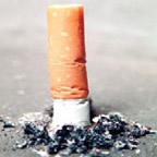 Stop Smoking Now! Become a non-smoker!
