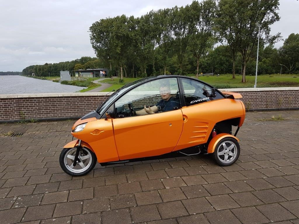 Carver Electric Vehicle